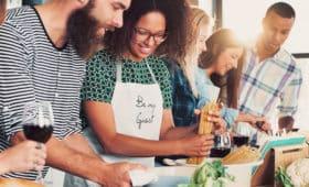 Curso de Francés Estándar y Curso de Cocina en Francia
