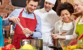 Curso de Francés Estándar y Curso de Cocina en Montpellier