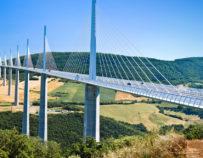 Excursión a Larzac, Viaducto de Millau y al Pueblo de Roquefort